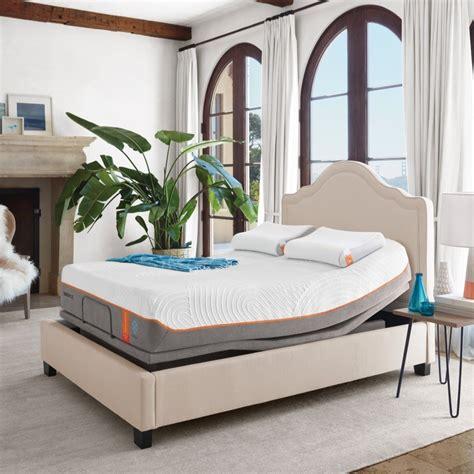 tempur ergo  adjustable bed base