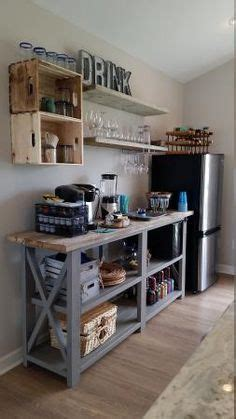 beverage center kitchenettes and bar areas on