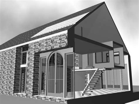 scheune verglast passivhaus haus lange malschwitz bartosch architektur
