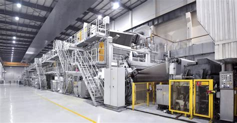 board and paper machines voith introduces new ecocal plus calender for board risi