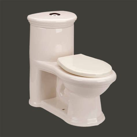 bone color toilet child size bone sweet loo toilet with 1 25 gallon