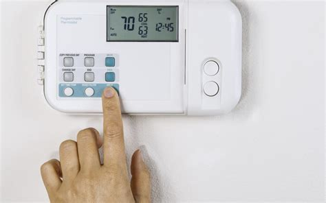 swing setting on thermostat home hvac thermostat settings for the florida winter