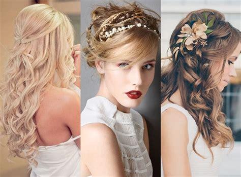 imagenes de peinados y vestidos de novia fabulosos peinados para novia que no puedes perderte