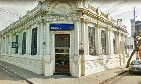 banco republica fallaron alarmas y cerraron banco rep 250 blica de carmelo