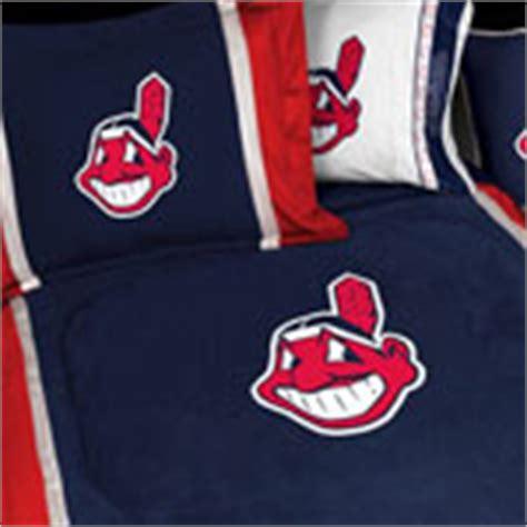 cleveland indians comforter cleveland indians mlb microsuede comforter sheet set