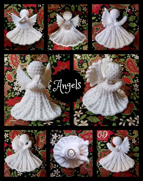 pattern for christmas angel christmas angel free crochet pattern oombawka design crochet