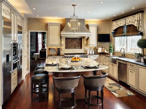 eat in kitchen floor plans 2018 134 luxury kitchen designs page 25 of 27