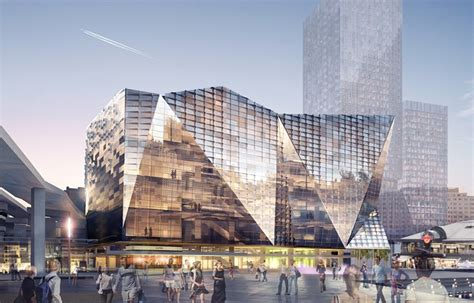 event design jobs sydney hassell oma populous to redevelop syd entertainment