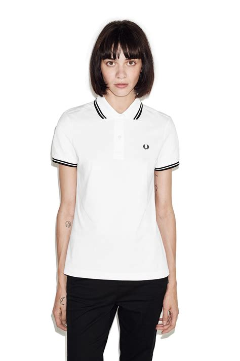 aborted dark souls shirt fred perry twin tipped girls polo shirt white black