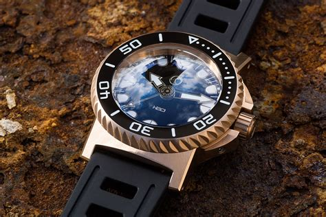 bronze dive h2o orca dive bronze time bronze in the h2o orca