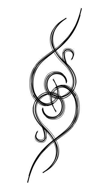 tribal sister tattoos swirl tattoos for swirl graphics code