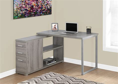 Corner Desk Left I 7134 Corner Desk Furtado Furniture