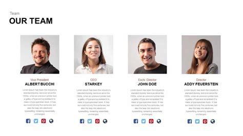 Our Team Powerpoint And Keynote Template Slidebazaar Team Presentation Template