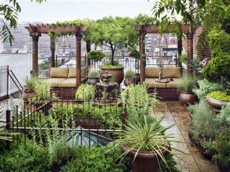 Terrassengarten Anlegen