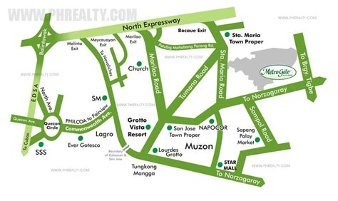 san jose monte map bulacan metrogate san jose ready for occupancy house lot for