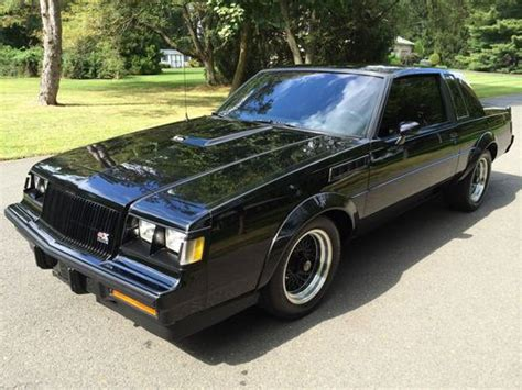 1985 buick grand national buy used 1985 buick grand national clean gnx clone in