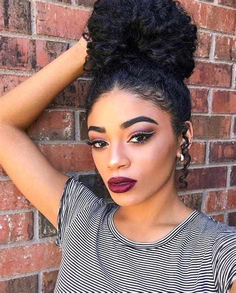 Curly Updo Hairstyle For Black by 15 Best Collection Of Curly Updos For Black Hair