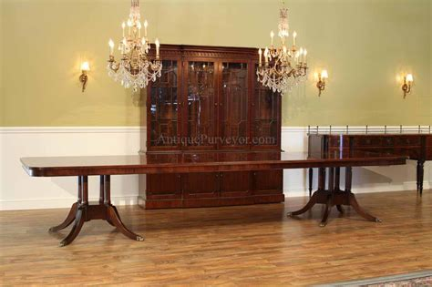 extra large dining table american  high