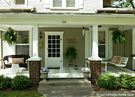 Front Porch Ideas | front porch decorating ideas