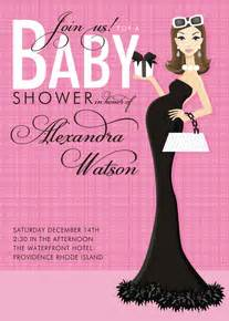 Pretty In Pink Baby Shower Invitations by Pretty In Pink Baby Shower Invitations By Doc Milo