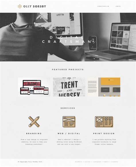 website design inspiration uk olly sorsby design co freelance graphic designer