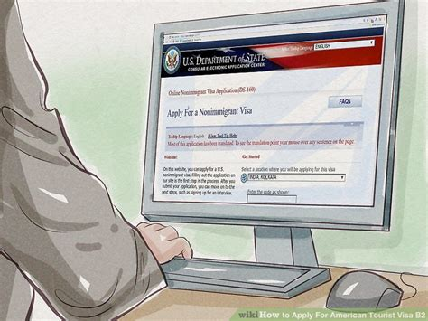 Applying For A Visa To America With A Criminal Record How To Apply For American Tourist Visa B2 14 Steps