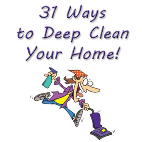 how to deep clean house how to deep clean house 50 spring cleaning tips and