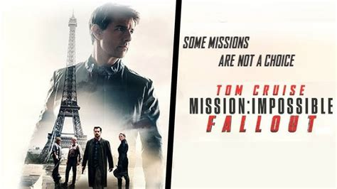mission impossible fallout en french dvd box office mondial 171 mission impossible fallout 187 tom