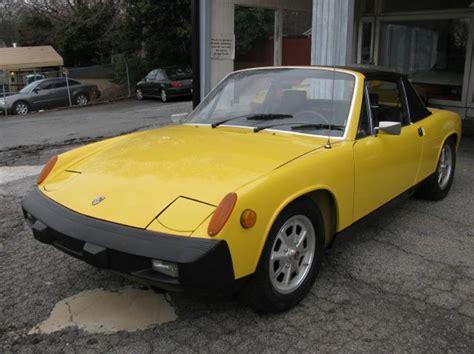 1975 porsche 914 1 8 for sale