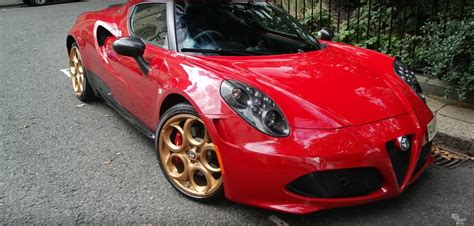 Alfa Romeo 4c Cost by Alfa Romeo 4c Owner Says Running Costs Are Low Especially