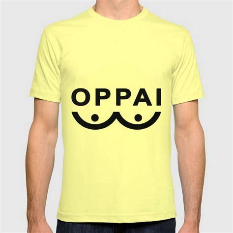 Sleeve Oppai oppai one punch new fashion s t shirts