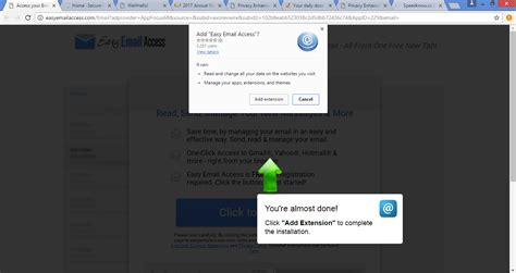 Search Email Access How To Remove Easy Email Access Removal Guide Botcrawl