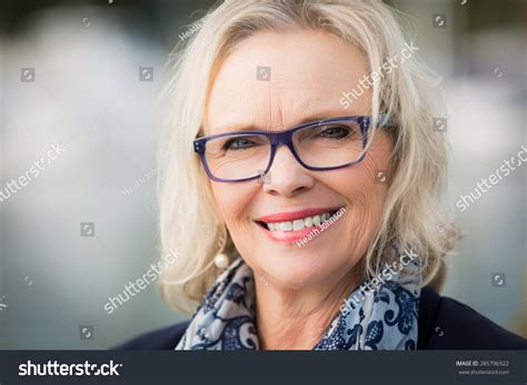 blound hair for 60 year olds 60 years old blonde woman stock photo 285796922 shutterstock