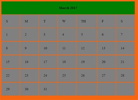 php div html static php calendar using div tables stack overflow
