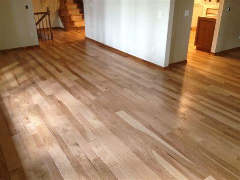 Prefinished Hardwood Flooring Installation Wood Installation Gallery Custom Installations Inc