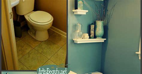 hometalk diy small bathroom renovation finished tiny half bathroom powder room remodel hometalk