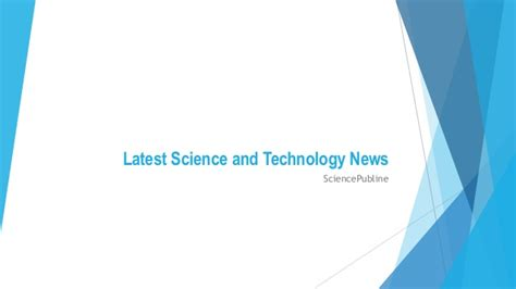 technology and science news abc news latest science and technology news
