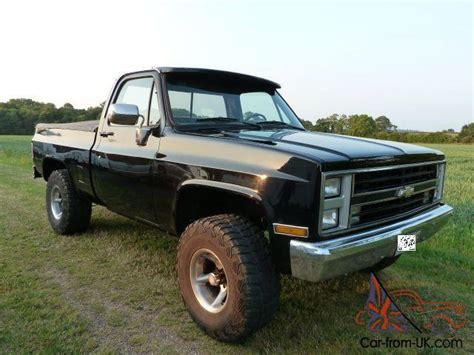 1986 gmc truck 1986 chevrolet gmc chevy up truck silverado