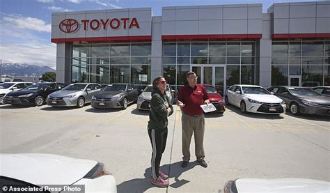 Zero Percent Financing Toyota Summertime Blues For Automakers As Car Sales Decline Again