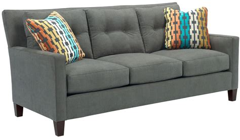 jevin affinity microfiber sofa from broyhill 6018 3q 8981