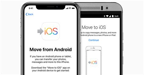 Z Iphone Na Tv Move From Android To Iphone Or Ipod Touch Apple Support