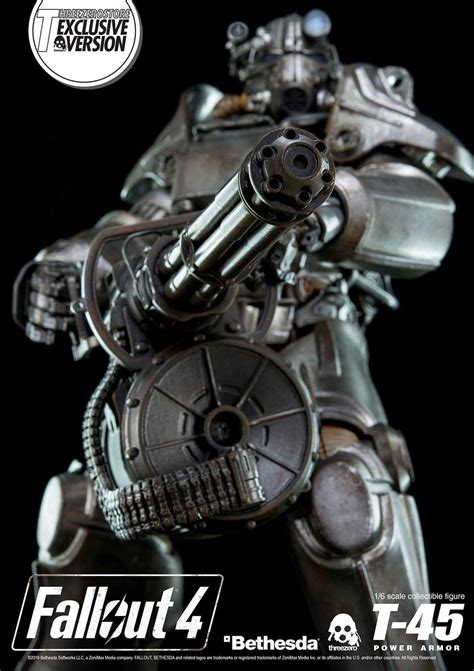 fallout 3 figures fallout 4 t 45 figure the awesomer