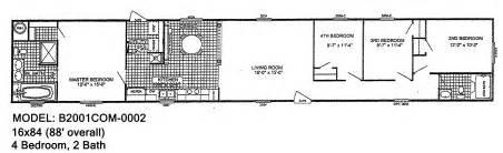 single wide floor plans single wide floorplans mccants mobile homes