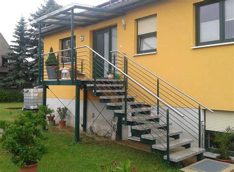 treppengeländer außen bausatz idee au 223 en treppengel 228 nder home design ideen
