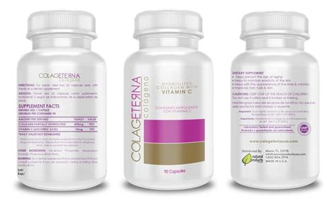 Groupon Detox Cleanse by Hydrolyzed Collagen With Diet Cleansing Detox Tea