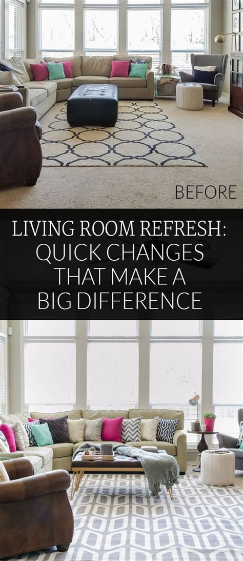 quick decor quick decor changes that make a big difference living