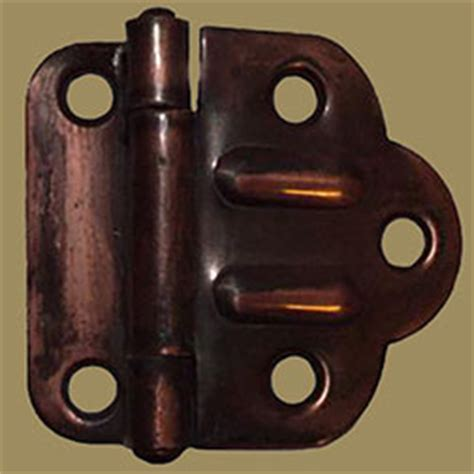 Antique Copper Cabinet Hinges by Mcdougall Cabinet Hinge Hardwaretree