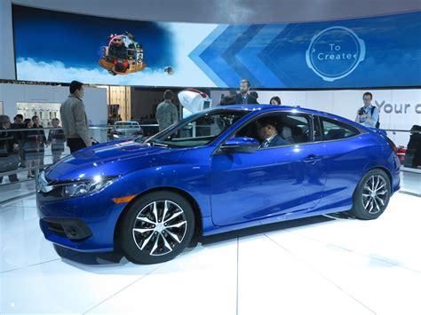 Honda Si Hp by 2017 Honda Civic Si Rumored To 220 230 Hp