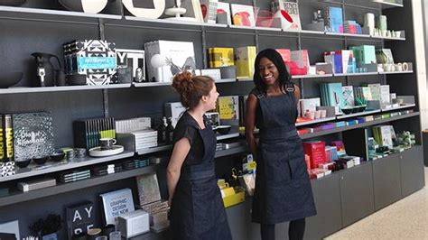 design museum london staff rethinking front of house fashion and service styles the