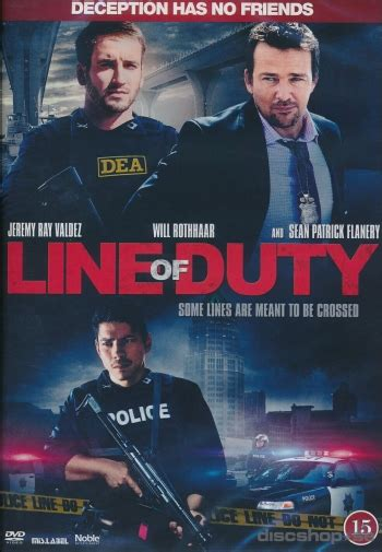 se filmer line of duty gratis line of duty dvd discshop se